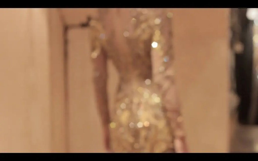 Noyonita Lodh's Evening Gown