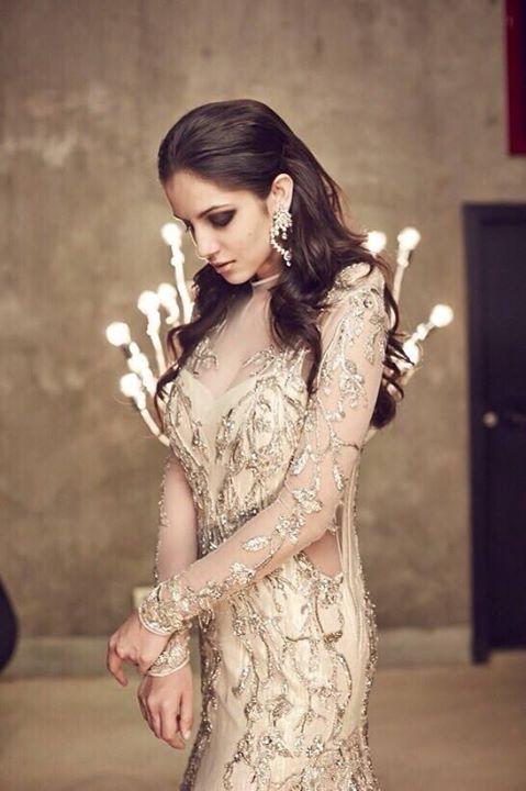 Koyal Rana ~Miss World India 2014 Photo Credit: Gaurav Gupta Facebook Page.