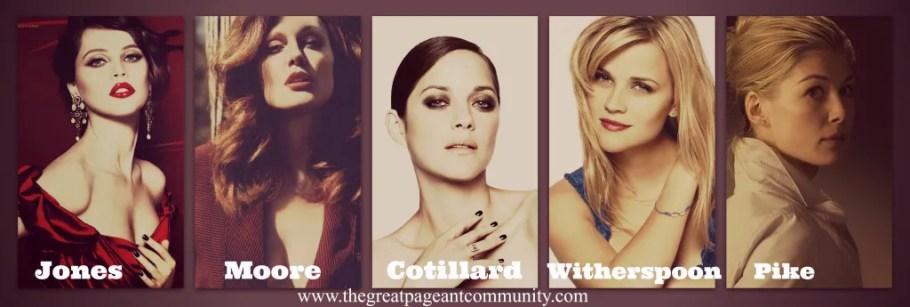 leading actresss
