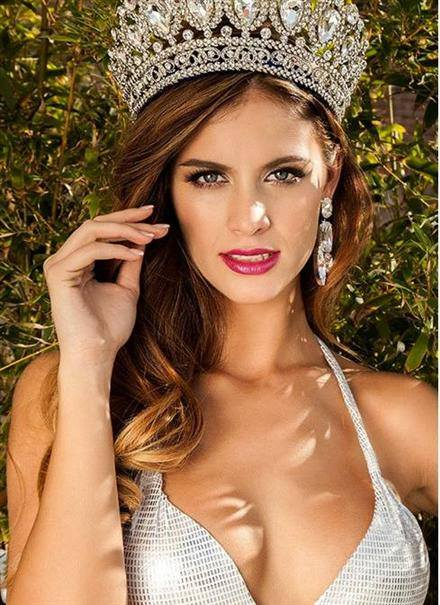 Miss Spain, Desiree Cordero