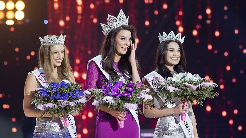 Miss Czech Republic 2015 winners