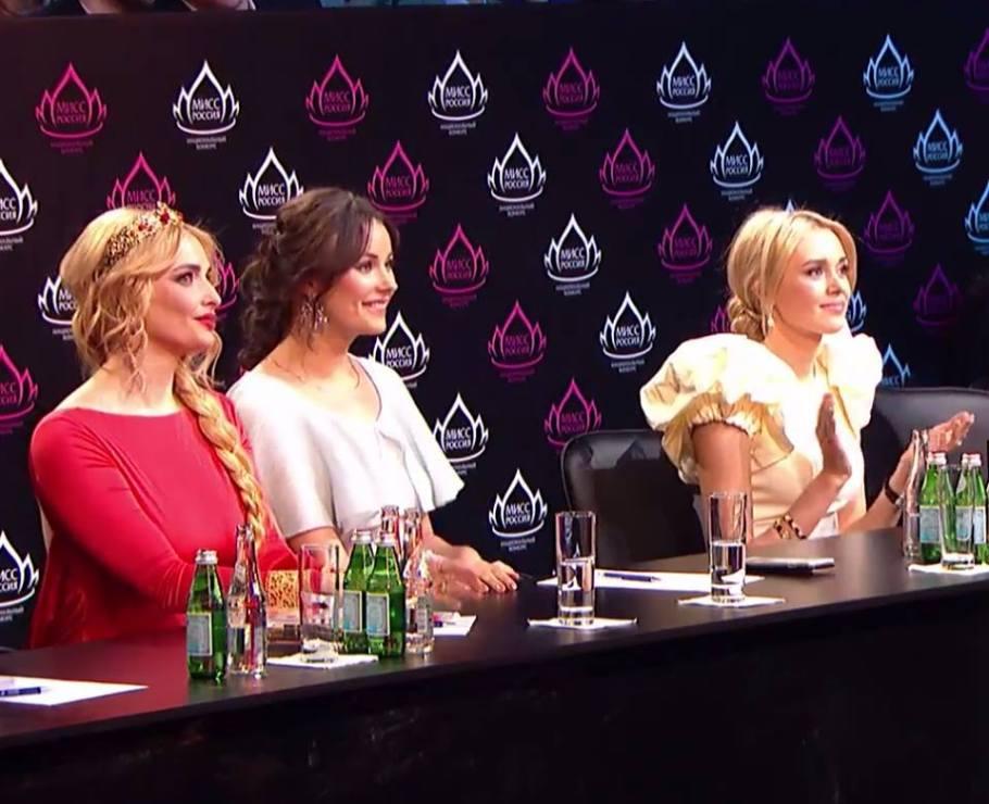 Jury Panel: Tatiana Kotova, Oxana Fedorova, Ksenia Suckhinova