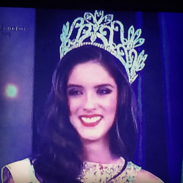 Miss Uruguay 2015