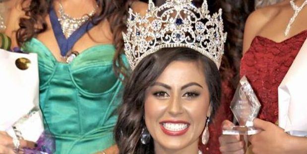 Miss New Zealand 2015