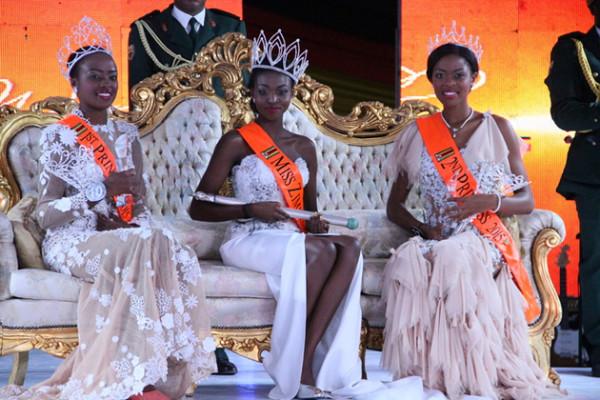 Miss Zimbabwe 2015