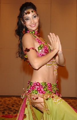 Ramona was the winner of Traditional Dance Performance category in Talent contest of Miss World 2005.