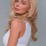 Anna Verhelska will represent Ukraine at Miss Universe 2015 pageant