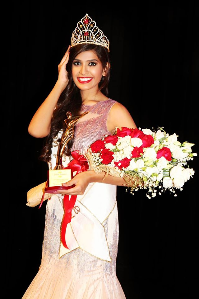 Indian Princess 2015 ~ SnehaPriya Roy