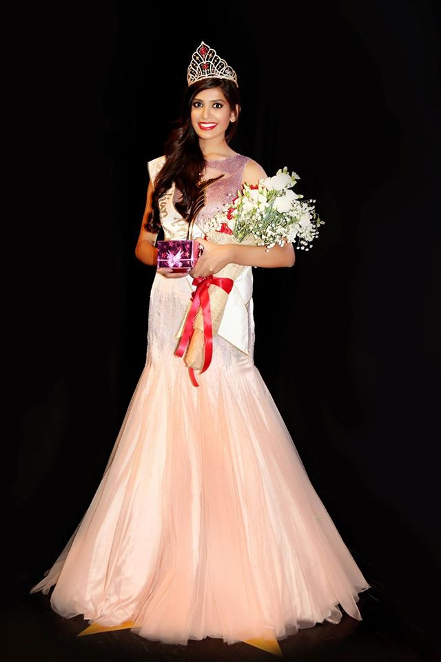 Indian Princess 2015 ~ SnehaPriya Roy