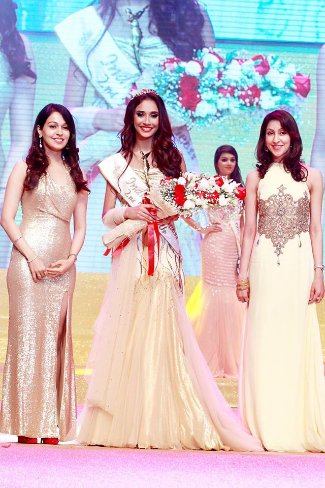 Indian Princess 2015 Second Runner Up ~Sukanaya Bhattacharya