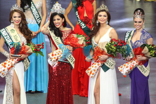 Miss Earth 2015 Contestants