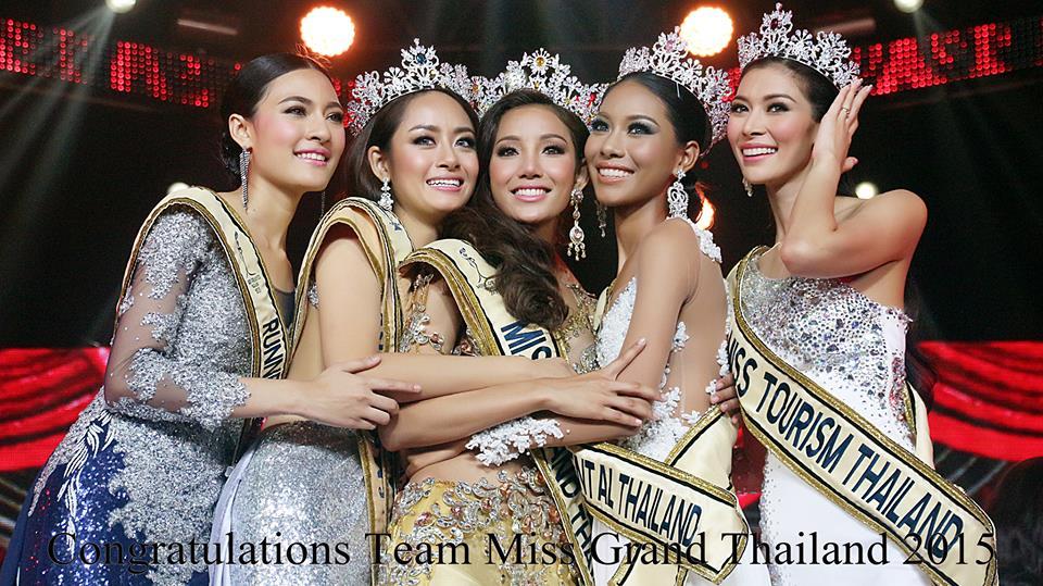 Miss Grand Thailand 2015