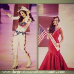 Elizabeth Safrit~Miss United States 2014