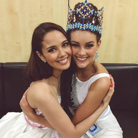 Megan Young & Rolene Strauss