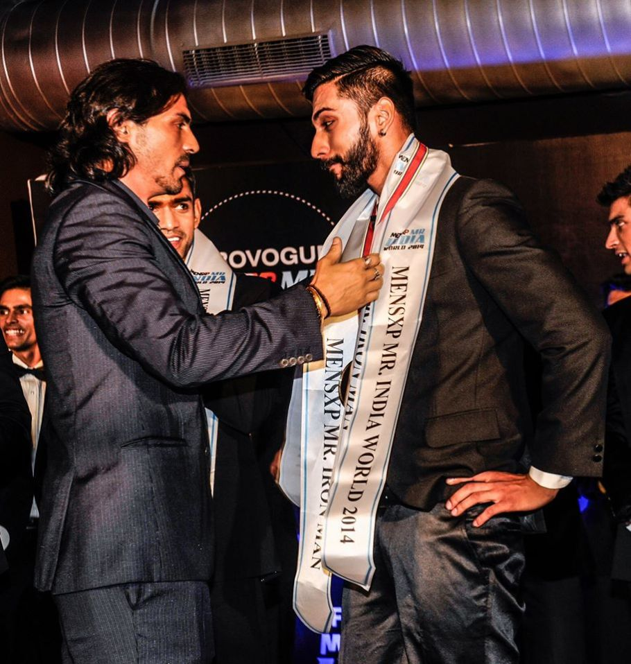 Mr India World 2015 Contestants