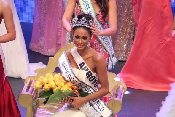 Miss Mundo Puerto Rico 20`4 ~GENESIS DAVILA