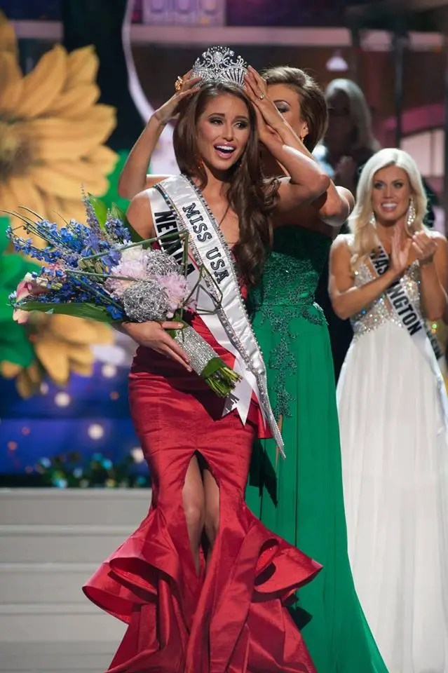 Miss USA 2014 ~ Nia Sanchez