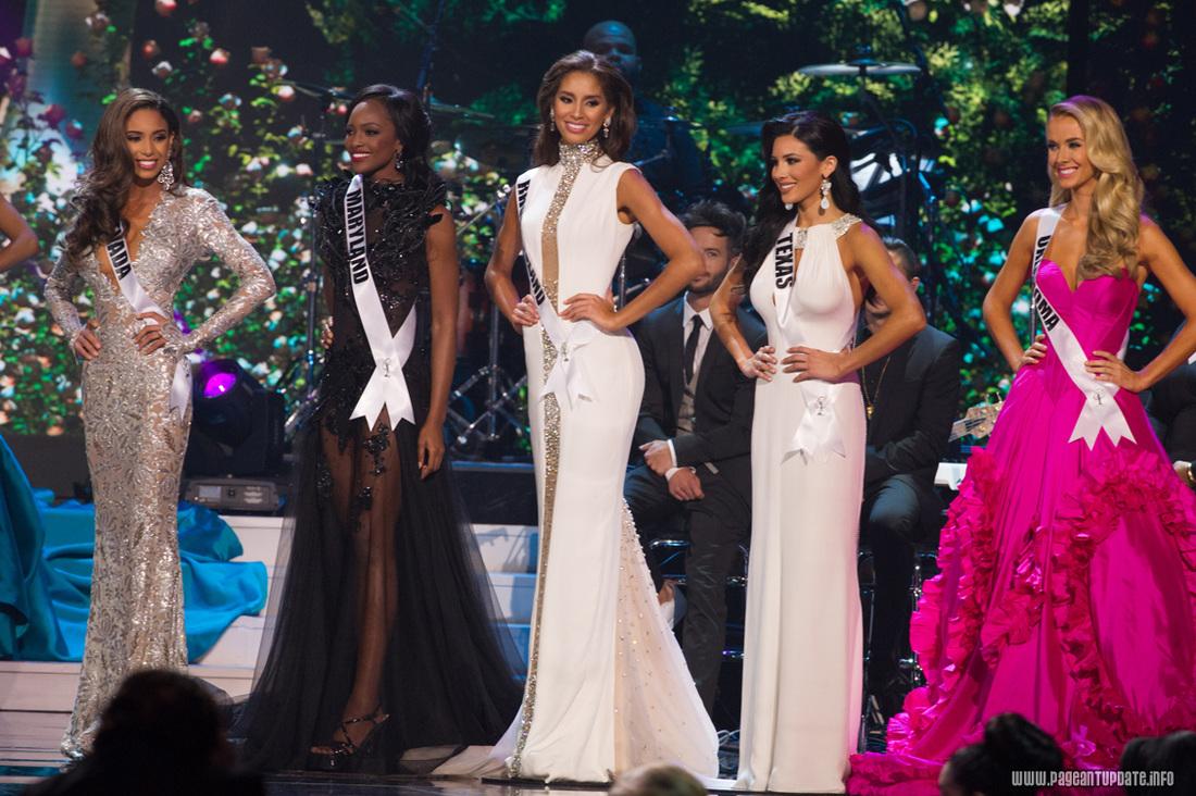 Miss USA 2015 Finals