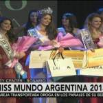 Miss Mundo Argentina 2015 Top 3