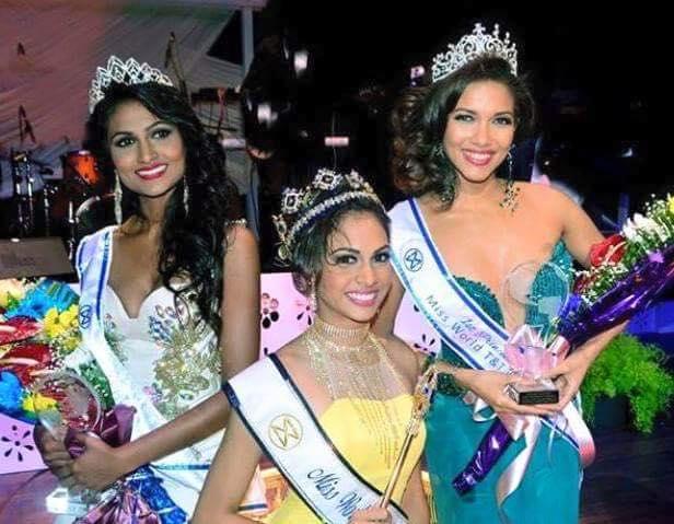 Miss World Trinidad &Tobago 2015 - Kimberly Farrah Singh