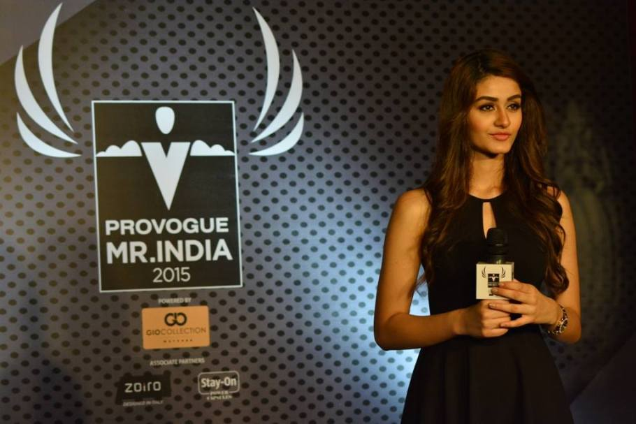 The regining Miss India World Aditi Arya hosted the auditions in Mumbai.
