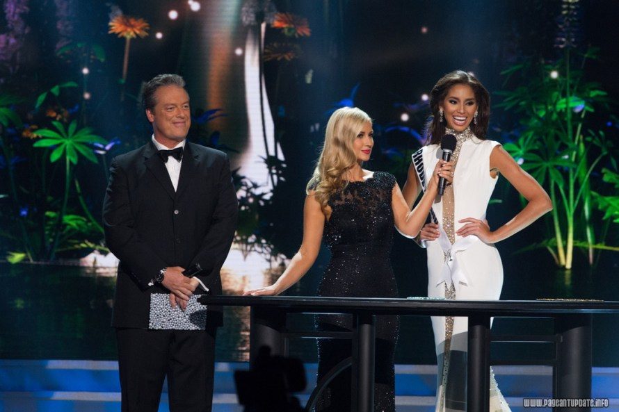 Miss USA 2015 Finals Questions and answers