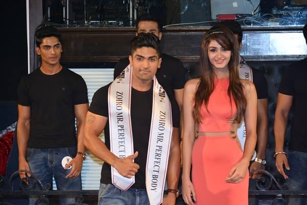Mr India World 2015