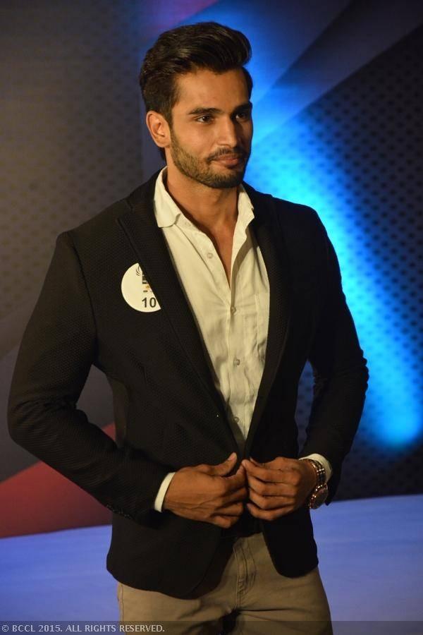 Mr India World 2015 Mr Personality