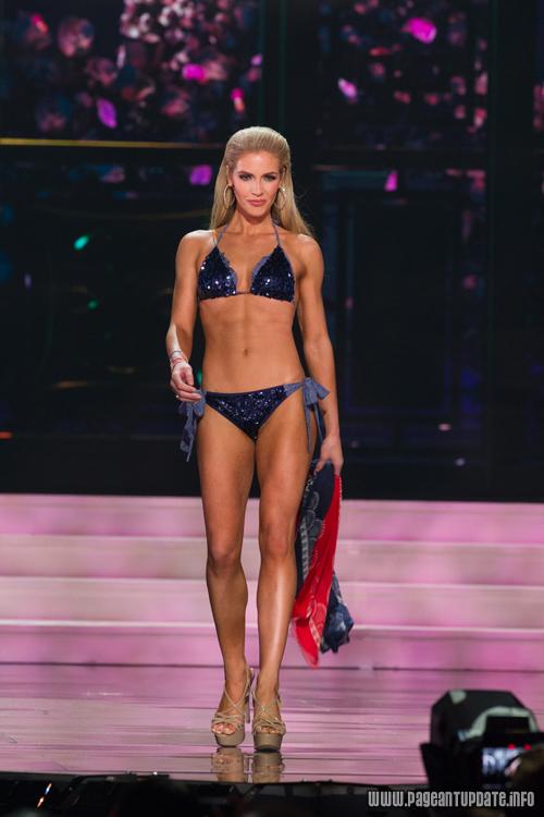 Miss USA 2015 Swimsuit