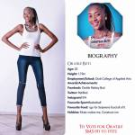 011 Oratile Buti Miss Botswana 2015 Contestants