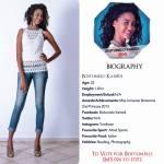 024 Boitumelo Kanedi Miss Botswana 2015 Contestants