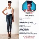 029 Larona Lame Seribe Miss Botswana 2015 Contestants