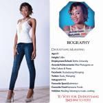 04 Duduetsang Maruping Miss Botswana 2015 Contestants