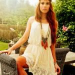 Miss Universe Denamrk : Cecilie Wellemberg