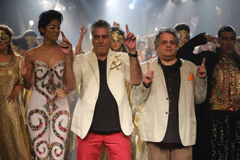 Abu Jani Sandeep Khosla's Jawani Jaaneman at Lame Fashion Week