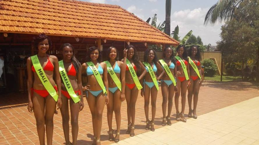 Miss Earth Uganda 2015 Contestants