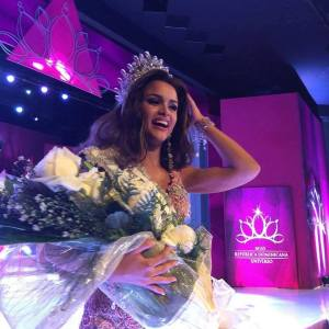 Miss República Dominicana Universo 2015- Clarissa Molina Contrera