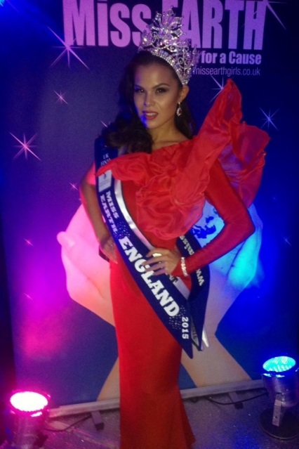 Miss Earth United Kingdom 2015, Miss Earth England 2015:Katrina Kendall