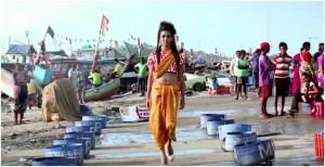 India's Next Top Model Episode 4 Runway Challenge