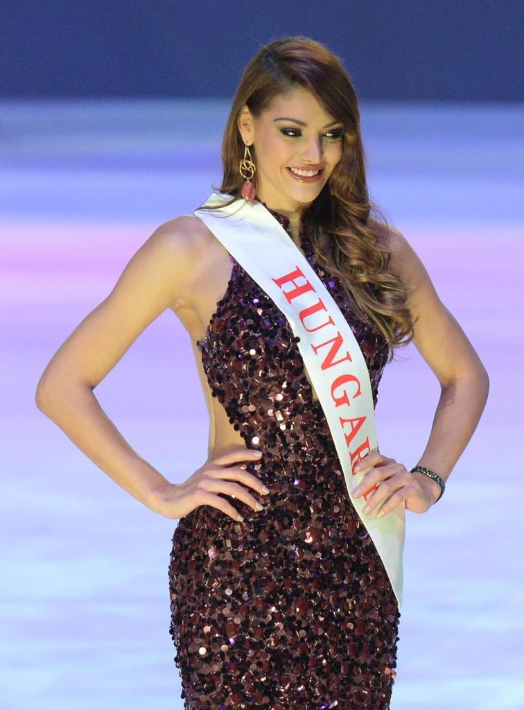 Best Beauty of 2014: Edina Kulcsar