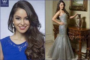 Anali Calderon Miss Guatemala Latina 2015