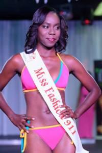 Kyesha Randall-Miss Fashion 911