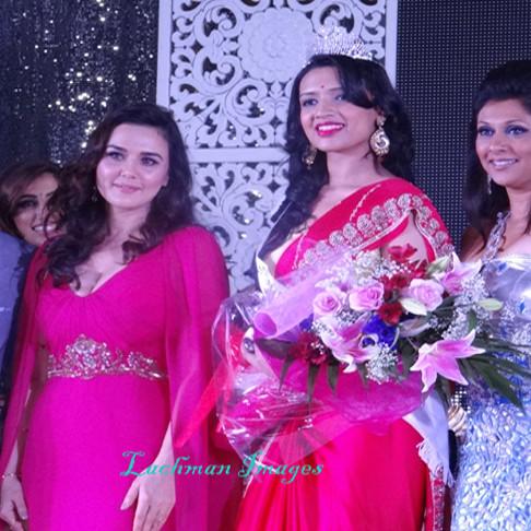 Manasvi Noel, Miss India-Canada 2015