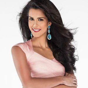 Miss Venezuela 2015 Head Shots