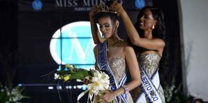 Keysi Vargas is Miss Mundo de Puerto Rico 2015