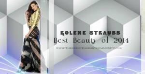 Best Beauty of 2014: Rolene Strauss
