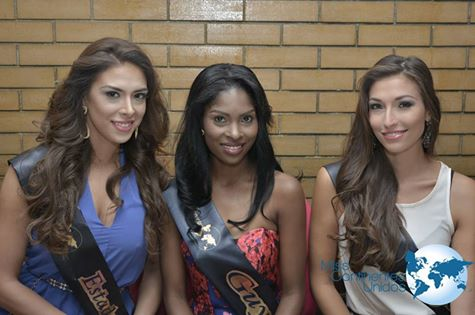 Cherese James, Miss United Continents Guyana 2015