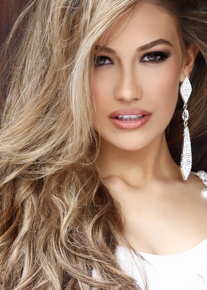 Miss Texas USA 2016- Daniella Rodriguez