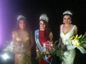 Fernanda Sobarzo is Miss Mundo Chile 2015