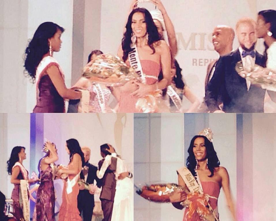 Alexandra Elizabeth Parker won Miss Earth Dominican Republic 2015Alexandra Elizabeth Parker won Miss Earth Dominican Republic 2015